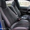 Photo sièges avant Peugeot 308 GT PureTech 225 EAT8 - Essais 20