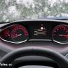 Photo combiné compteurs mode Sport Peugeot 308 GT PureTech 225
