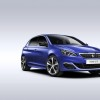 Photo Peugeot 308 GT Line Bleu Magnetic