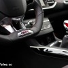Photo sigle GTi volant cuir Peugeot 308 GTi by Peugeot Sport (20