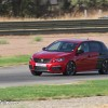 Photo essai Peugeot 308 GTi restylée Coupe Franche Rouge Ultima