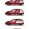 Volumes de coffre Peugeot 308 GTi by Peugeot Sport