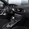 Photo intérieur Peugeot 308 SW restylée (2017)