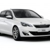 Photo Peugeot 308 GT Line Blanc Nacré