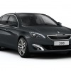 Photo Peugeot 308 GT Line Gris Hurricane
