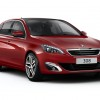 Photo Peugeot 308 GT Line Rouge Rubi