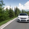 Photo face avant Peugeot 308 II GT Line restylée - Essais press