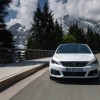 Photo officielle Peugeot 308 II GT Line restylée - Essais press