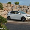 Photo statique Peugeot 308 II Allure Blanc Nacré -1-040