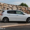Photo profil Peugeot 308 II Allure Blanc Nacré -1-041