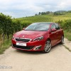 Photo vignes Peugeot 308 II Féline Rouge Rubi 1.6 THP 155 -1-060