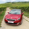 Photo essai Peugeot 308 II Féline Rouge Rubi 1.6 THP 155 -1-061