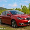Photo essai Peugeot 308 II Féline Rouge Rubi 1.6 THP 155 -1-065
