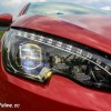 Photo feu avant full LED masque noir Peugeot 308 II Féline Rouge Rubi 1.6 THP 155 -1-070