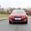 Photo face avant Peugeot 308 II Allure Rouge Rubi - 1.6 THP 125 ch BVM6 - 3-003