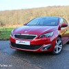 Photo statique Peugeot 308 II Allure Rouge Rubi - 1.6 THP 125 ch BVM6 - 3-035