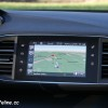 Photo écran tactile (SMEG+) Peugeot 308 II Allure Rouge Rubi - 1.6 THP 125 ch BVM6 - 3-056