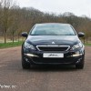Photo face avant Peugeot 308 II Access Dark Blue - 1.2 PureTech