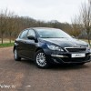 Photo 3/4 avant Peugeot 308 II Access Dark Blue - 1.2 PureTech 8