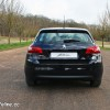 Photo face arrière Peugeot 308 II Access Dark Blue - 1.2 PureTe