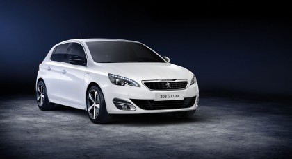 Photos Peugeot 308 II GT Line