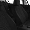 Intérieur Tissu Chaîne & Trame Metax Noir Mistral Peugeot 308