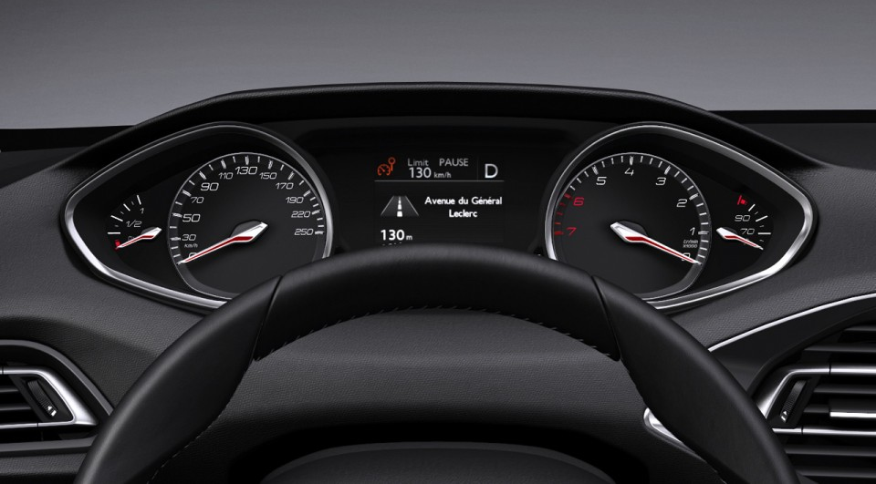 combin t te haute i cockpit peugeot 308 ii 1 015 photos peugeot f line. Black Bedroom Furniture Sets. Home Design Ideas