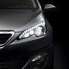Photo feux de route Full LED Peugeot 308 II - 2-003