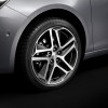 "Photo jante aluminum 18"" Saphir diamantée Peugeot 308 II - 2-012"