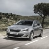 Photo 3/4 avant route Peugeot 308 II - 2-068