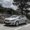 Photo 3/4 avant dynamique route Peugeot 308 II - 2-069