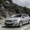 Photo dynamique Peugeot 308 II - 2-070