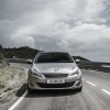 Photo face avant dynamique Peugeot 308 II - 2-072