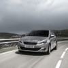 Photo officielle route Peugeot 308 II - 2-074