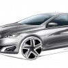 Photo sketch Peugeot 308 II - 2-133
