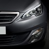 Photo détail face avant Peugeot 308 II - 2-157