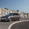 Photo officielle Peugeot 308 II Féline Gris Moka