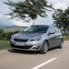 Photo 3/4 avant Peugeot 308 II Allure Gris Artense