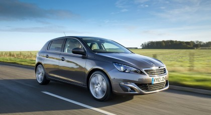 Photos Peugeot 308 II UK