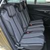 Photo sièges arrière nouvelle Peugeot 5008 II (2017)