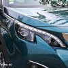 Photo phare avant Full LED nouveau Peugeot 5008 II Allure BlueHD