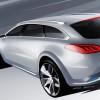 Photo officielle design sketch Peugeot 508 RXH I - 1-029