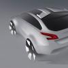 Photo officielle design sketch Peugeot 508 RXH I - 1-030