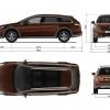 Photo dimensions extérieures Peugeot 508 RXH I - 1-032