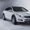 Photo officielle Peugeot 508 RXH I Blanc Nacré - 2-001