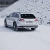 Photo officielle 3/4 arrière neige Peugeot 508 RXH I Blanc Nacré - 2-022