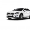 Photo officielle 3/4 avant Peugeot 508 RXH restylée (phase 2) -