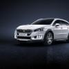 Photo officielle 3/4 avant Peugeot 508 RXH restylée (phase 2) -