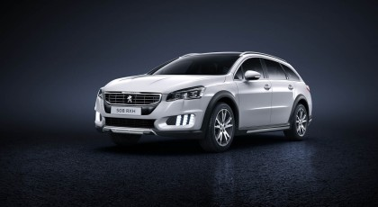 Photos Peugeot 508 RXH