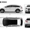 Dimensions Peugeot 508 RXH